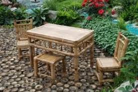 bamboo furniture making building bamboo furniture