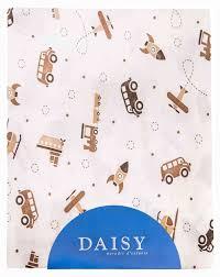 Пеленка <b>Daisy</b>, трикотажная, 90x120 см - купить по цене 135 руб ...