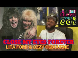 FIRST <b>TIME</b> HEARING | <b>LITA FORD</b> & OZZY OSBOURNE - CLOSE ...