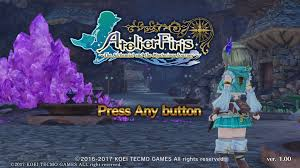 atelier firis the alchemist and the mysterious journey ps that being said it is time to take on the latest of the atelier series atelier firis the alchemist and the mysterious journey for the