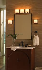bathroom bathroom mirror and lighting ideas
