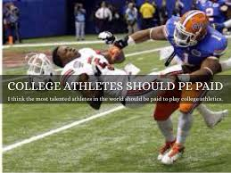 should college athletes be paid essay outline college athletes shouldnt get paid essay