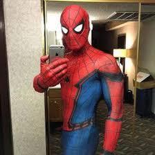 <b>New spiderman Costume Spider Man</b> Homecoming <b>Spiderman 3D</b> ...