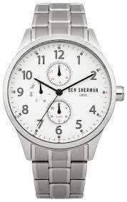 Наручные <b>часы Ben Sherman WB004SM</b> — купить по выгодной ...