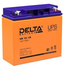<b>Батарея Delta HR 12-18</b>