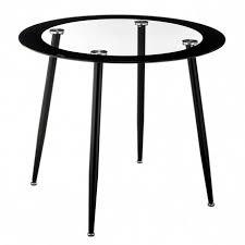 Обеденный <b>стол Vasko</b> черного цвета — купить по цене 6678 ...