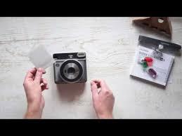 <b>Fujifilm Instax square</b> sq6 распаковка и обзор камеры - YouTube
