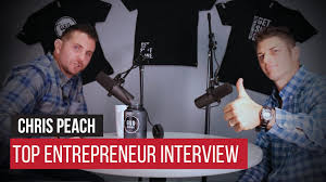 gsd top entrepreneur interview top financial coach chris gsd top entrepreneur interview top financial coach chris peach
