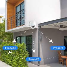 Reolink <b>PoE</b> Security <b>Camera PTZ Outdoor</b> 5MP Super HD Work ...