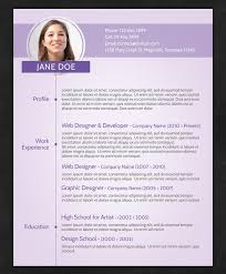 Creative Resume CV InDesign Templates     Design Freebies Professional Resume Designs  Bitwin co   professional resume template microsoft word