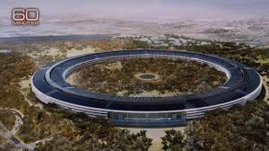 inside apples new spaceship headquarters apples office