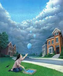optical illusions optical illusions optical profound and cause the audience to swing between conclusions about where the bounds cloud and of realism and fantasy collide gonsalves interest in art