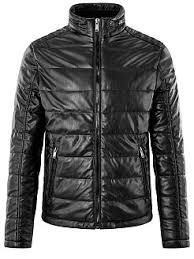 Купить мужские <b>кожаные куртки</b> в интернет магазине WildBerries.ru