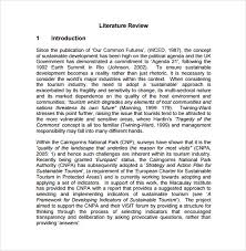 examples of literature review outlines   advantages of selecting  examples of literature review outlinesjpg
