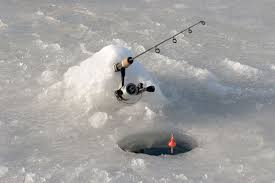 Image result for fishing on the ice