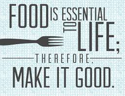 Great Food Quotes. QuotesGram
