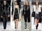 Что модно этой зимой верхняя одежда