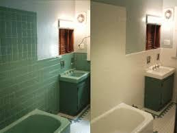 shower bathroom tile reglazing