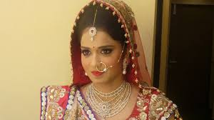 indian bridal makeup cly rajasthani look