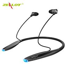 ZEALOT H7 Bluetooth <b>Earphone Headphones</b> with <b>Magnet New</b> ...