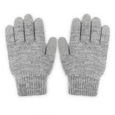 Digits <b>Перчатки для Сенсорных</b> Экранов - Светло-серый (S)