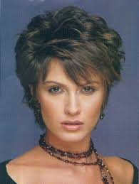 Short Layer Hair Style layered haircuts for short hair over hairstyles for women over 2247 by wearticles.com