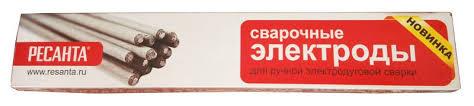 """<b>Электрод Ресанта</b> """"<b>МР-3</b> Ф3,0"""", 1 кг — купить в интернет ..."""