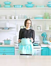 Turquoise Kitchen 20 Gorgeous Turquoise Kitchen Accessories To Love Dans Le Lakehouse