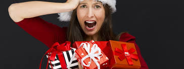 Image result for christmas stress