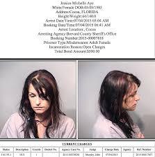 arrests in brevard county  1
