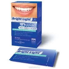 <b>Отбеливающие полоски</b> для зубов Bright Light 3D White <b>Night</b> ...