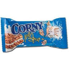 Батончик мюсли Schwartau <b>Corny</b> Milk Street <b>злаковый</b> с ...