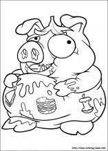 Small Picture The Trash Pack coloring pages on Coloring Bookinfo Coloring