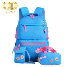 China Factory Price <b>3 Pieces Set</b> Bag School Backpack <b>Wholesale</b> ...