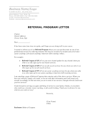 employee referral cover letter apology letter  employee