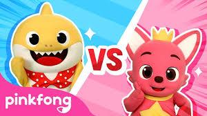 Baby Shark Dance Battle | Baby Shark Challenge | Baby Shark vs ...