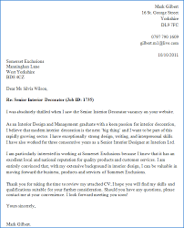 Sample Job Cover Letter   College Summer Assistant Job