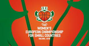 FIBA <b>Women's</b> European Championship For <b>Small</b> Countries <b>2018</b> ...