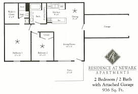 floor plans:  two floorplans page
