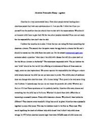 anti abortion essay   Police naturewriter us Police naturewriter usFree Essay Example   naturewriter us