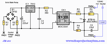 ssr circuit diagram ireleast info ssr circuit diagram the wiring diagram wiring circuit