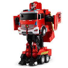 <b>Радиоуправляемый робот-трансформер Jiaqi</b> Пожарная. Купить ...