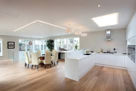 Cost of a house addition in Australia   Refresh RenovationsModern House Extension   open plan living spaces after completing renovation project