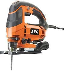 Электрический <b>лобзик AEG STEP 100 X</b> купить недорого в ...