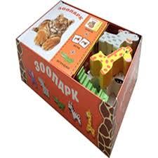 <b>Книга</b> для детей <b>Clever</b> Зоопарк. <b>Обучающие</b> игры ...