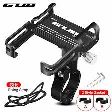 <b>GUB G81</b> G 81 Aluminum Bicycle Phone Holder For 3.5 6.2 inch ...
