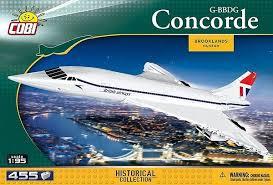 <b>Конструктор COBI</b> Concorde COBI-1917