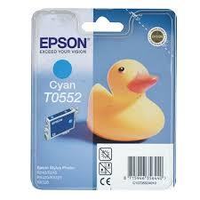 <b>Картридж EPSON</b> T055240 <b>Stylus</b> Photo R240 <b>cyan</b> (о)
