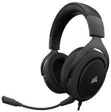 Компьютерная <b>гарнитура Corsair HS50</b> Stereo <b>Gaming</b> Headset ...