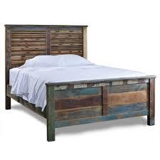 oak bedroom furniture home design gallery:  brilliant wood digs bed also reclaimed wood bedroom furniture